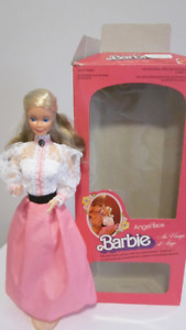 1982 Angel Face Barbie Doll