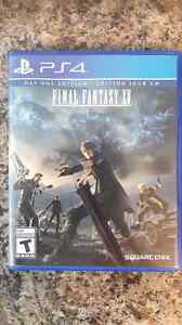 Final Fantasy XV: Day One Edition (Like New)