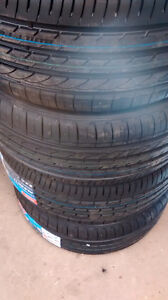2 NEW 225/40ZR18 TIRES 200.00