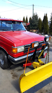 1990 ford f150 shorty 5 litre 4 SPEED 4X4