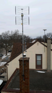 HD ANTENNA TOWER AND SATELLITE SERVICE