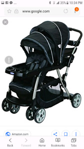 Graco classic connect and stroller