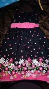 6x girls dress