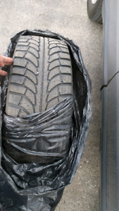 Winter Tires for sale 225  65 R. 17 GT Radial