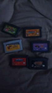 Gba gameboy advance games