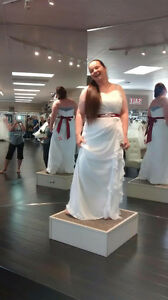 Wedding dress/ bridal dress size 18 for sale