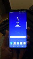 TRADING MY  SAMSUNG GALAXY S8 PLUS FOR IPHONE 8 PLUS UNLOCKED