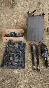 Assorted Volkswagen MK4 parts