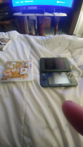 Selling a new 3ds xl with a game