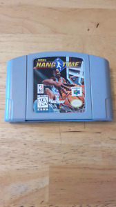 NBA Hang Time - N64