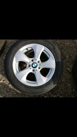 BMW 3 & 4 & 5 ,etc series Alloy wheel.