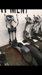 Ausdauertraining Nautilus Crosstrainer E916 Stairmaster ... Fitness & Jogging