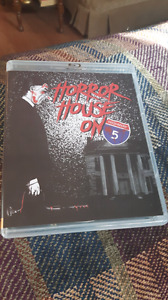 Horror House on Highway Five Blu Ray For Sale
