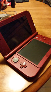 New Nintendo 3ds XL and game