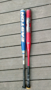 Slow Pitch Softball Bats - Miken, Worth, Easton