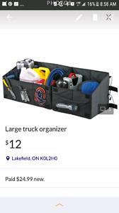 Large vehicle organizer - paid $24.99