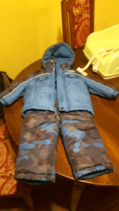Osh kosh 18 month snow suit
