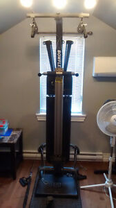 complete bow flex exercise system
