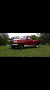 1992 ford f150 flareside