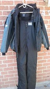 New condition Men XL snowsuit West 49