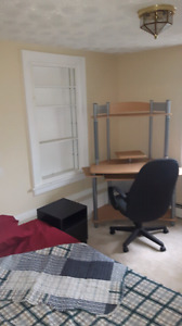 furnished room for rent (students)