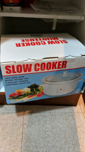 Brand new Mijoteuse slow cooker
