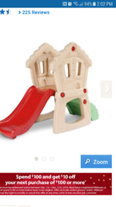 Looking for indoor/outdoor toys