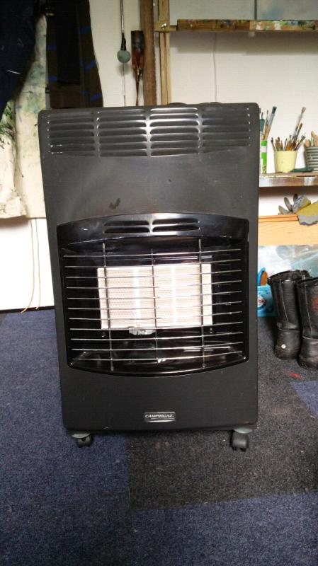 Calor gas heater + empty bottle   in Banff, Aberdeenshire ...
