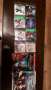 Lot rpg ps1