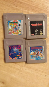 Bundle of Game Boy/GBA Games