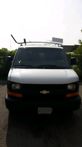 2010 Chevy Express 1500