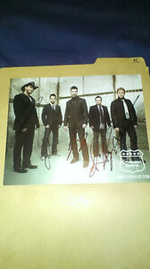 Signed Emerson Drive Small Poster