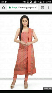 Indian dresses for a very good price