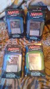 Magic The Gathering: Shadows over Innistrad Intro packs