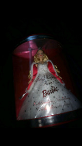 Beautiful Special Edition Holiday Barbies