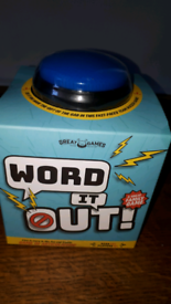 Word it Out game