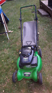 LawnBoy Self Propelled Lawn Mower Electric Start