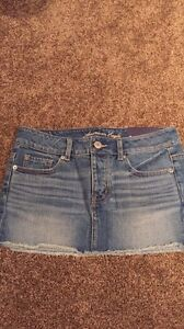 New with tags size 2 denim skirt