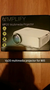 Vp20 multimedia projector