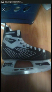 CCM POWERLINE Ice Skates  (New )