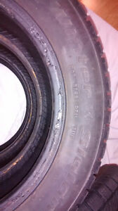 Tires for sale - NO rims - 195 60r15 88s - $175 OBO Oakville / Halton Region Toronto (GTA) image 2