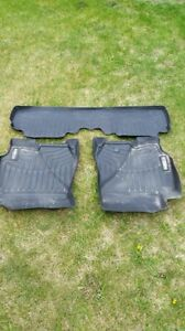 Weathertech Floor Mats and Cargo Liner for Ford Escape