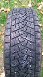 Bridgestone blizzak DM-Z3 almost new!