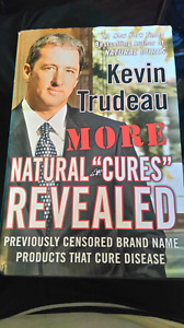 Kevin trudeaus more natural cures revealed
