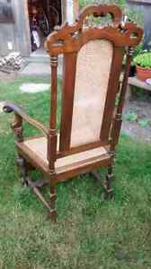 Antique Kings chair London Ontario image 5
