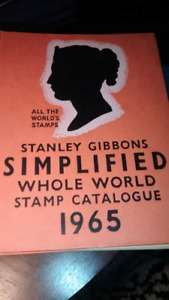 All The World's Stamps, Stanley Gibbons Catalogue, 1965
