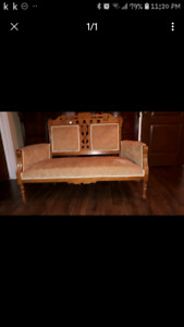 Settee-LOWERED, PRICED TO GO!!!