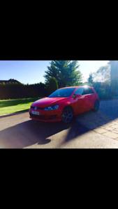 Volkswagen golf trendline tsi 1.8t