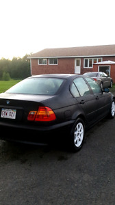 2003 BMW 325xi 3 Series (E46)