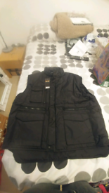Brand new and used bodywarmers